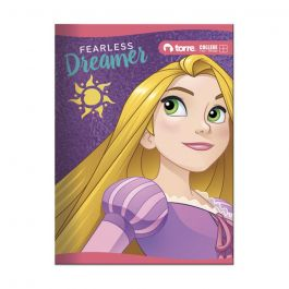 CUADERNO COLLEGE 7MM 80HJ PRINCESA