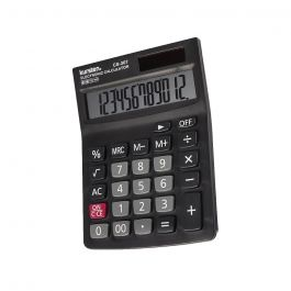 CALCULADORA SOBREMESA 12DIGITOS CS-307
