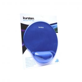 MOUSE PAD GEL AZUL