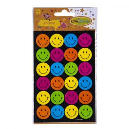 STICKER COLOR NEON CARITAS GRANDES