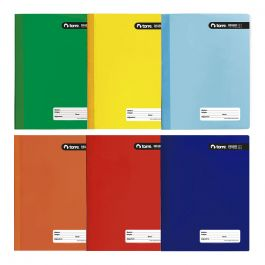 CUADERNO COLLEGE 7MM 100HJ COLOR