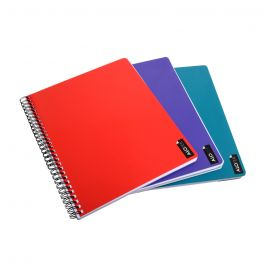 CUADERNO UNIVERSITARIO 5MM 100HJ LISO
