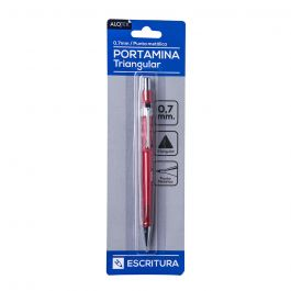 PORTAMINA 0.7MM TRIANGULAR NEON BT