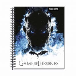 CUADERNO UNIVERSITARIO 7MM 100HJ GAME OF THRONES