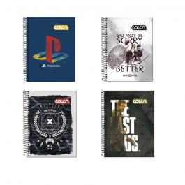 CUADERNO TOP 7MM 150HJ PLAY STATION