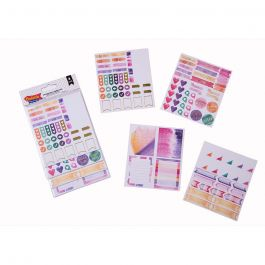 STICKERS SET 8HJ PLANNER TAGS